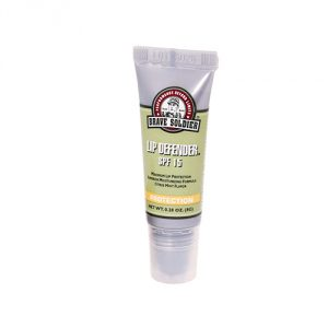 Brave Soldier Defender Citrus Mint Lip Balm (.28-Ounce)