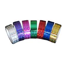 Hula Hoop Tape - Prism Tape - 1/2 In. X 25 Ft. 7 Color Set