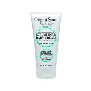 Original Sprout 4 oz Scrumptious Baby Cream