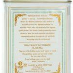 Harney & Sons Black Tea, Earl Grey Supreme, 20 Sachets