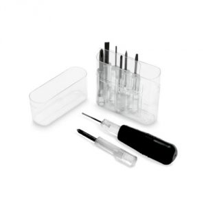 MUJI Screwdriver Set MADE IN JAPAN