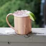 Alchemade 100% Pure Copper Mug for Moscow Mules, 14Oz