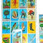 MEXICAN JUMBO LOTERIA SET 10 Very Large Boards, Deck of Cards FUN & EDUCATIONAL!