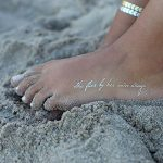 Tattify Metallic Jewelry And Quotes Temporary Tattoos - Egyptian Goddess (Set of 2)