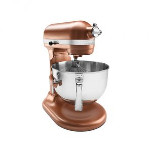 KitchenAid KP26M1XCE Professional 600 Series 6-Quart Stand Mixer, Copper Pearl