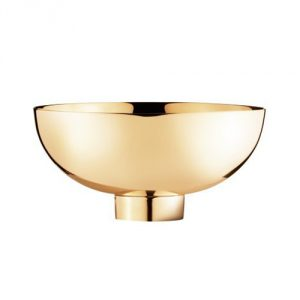 Georg Jensen ILSE bowl - brass, small