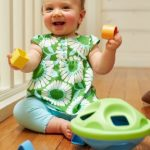 Green Toys Shape Sorter, Green/Blue