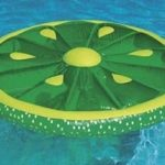 NEW Giant 9054 Swimming Pool Fruit Slice Float Fun Island Lime Lemon Orange by Swimline