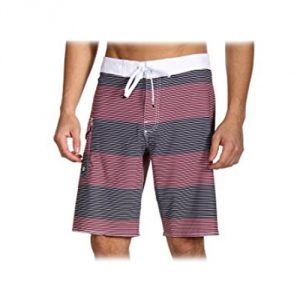 RVCA Men's The Civil Trunks