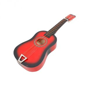 "23"" 6-String Acoustic Guitar - Kids Educational Toy - Assorted Colors"