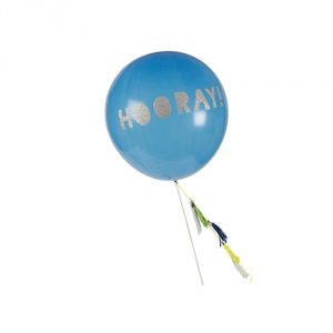 Blue Balloon Wand Kit