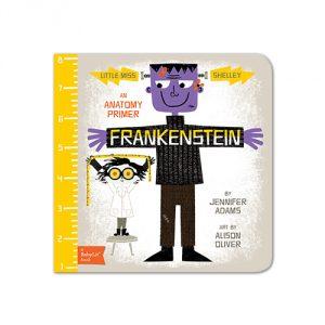 Frankenstein: A BabyLit® Anatomy Primer