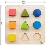 Hape - Color and Shape Wooden Sorter