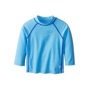 i play. Baby & Toddler Long Sleeve Logo Rashguard Shirt