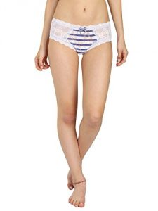 Hanky Panky Women's Sailor Stripe Cheeky Hipster