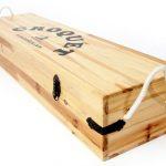 Wood Mallets Hurlingham Croquet Set, 6-Player