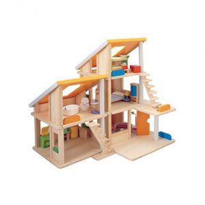 Chalet-Doll-House