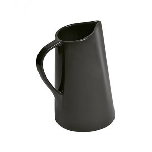 Emile Henry Charcoal 1 Qt Pitcher