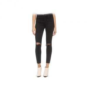 J Brand Women's High Rise Alana Crop Jeans