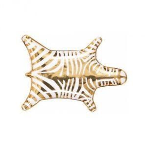 Metallic-Zebra-Dish