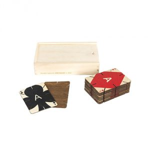 Plywood-Cards