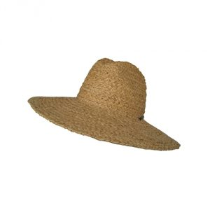 Scala Natural Lifeguard Lite Line Rafia Sun Hat