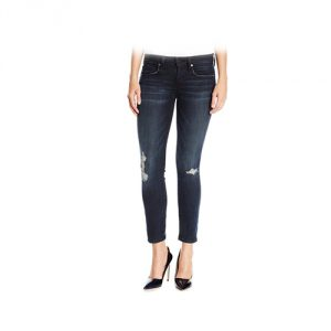 Genetic Denim Women's Brooke Mid Rise Crop Jean In Radar