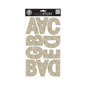 Alphabet-and-Number-Stickers-Gold-Glitter