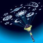 Astro Projector Torch
