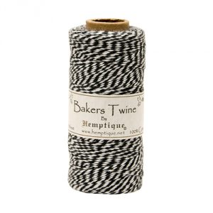 Bakers-Twine-Spool-Black