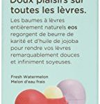 Eos Organic Smooth Sphere Lip Balm Fresh Watermelon- Passion Fruit (2 per Pack)