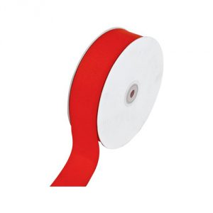 Grosgrain-Ribbon-Red