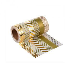 Washi-Tape-Gold