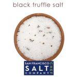 8oz Chef's Jar - Black Truffle Salt