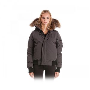 Arctic North Women's Saint Sauveur Bomber Winter Jacket