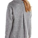 Badgley Mischka Women's Carmen Oversized Wool Mohair Coat
