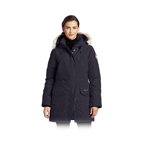 Canada Goose' Trillium Down Parka - Women's Black, L