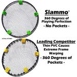 GoSports Slammo Game Set (Includes 3 Balls, Carrying Case and Rules)