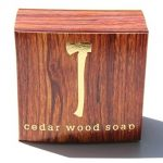 The Cedar Wood Soap, 5.8 oz