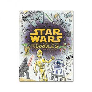 Star-Wars-Doodle-Book