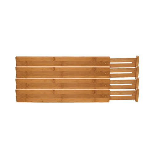kitchen drawer dividers set of 4 the edit