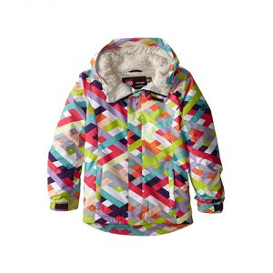 686-Girls-Flora-Insulated-Jacket