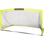 His: Blackhawk Portable Soccer Goal