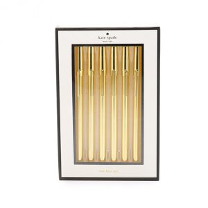 Kate-Spade-Gold-Pen-Set