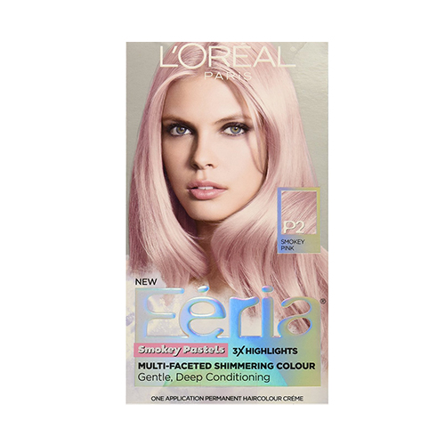 L'Oreal Feria Pastels Dye - Love the Edit