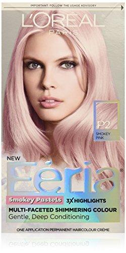 L39Oreal Feria Pastels Dye  Love The Edit