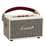 Hers: Marshall Kilburn Cream Portable Bluetooth Speaker