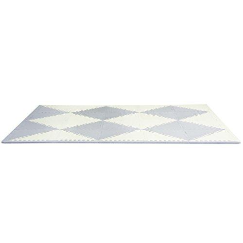 Foam floor tiles if you saw the hangdog photo of me in for 10x10 floor mat
