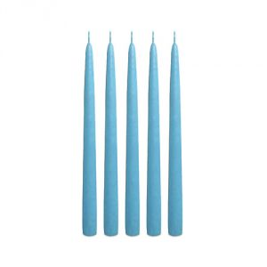 Taper Candles - Turquoise