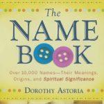 The Name Book: Over 10,000 Names